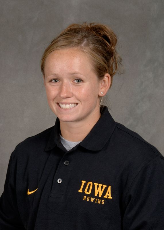 Brittany Keyes - Women's Rowing - University of Iowa Athletics