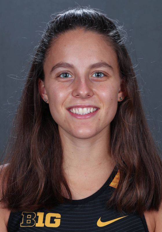Kelli Tosic - Women's Cross Country - University of Iowa Athletics
