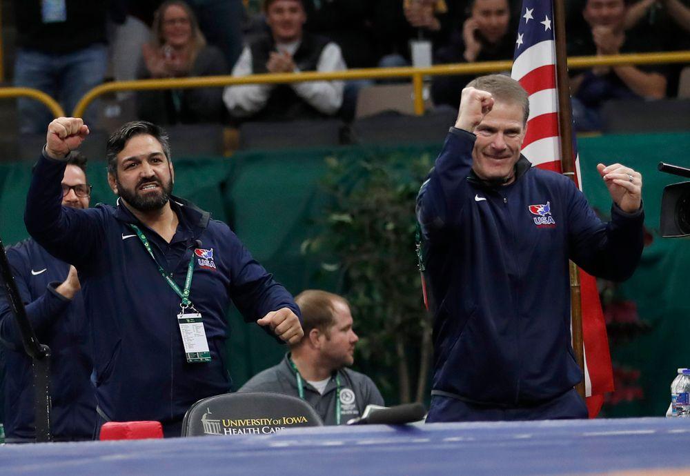 Bill Zadick, Mark Manning