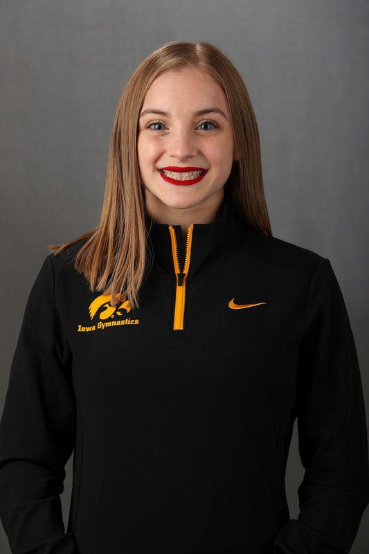 Lauren  Guerin - Women's Gymnastics - University of Iowa Athletics