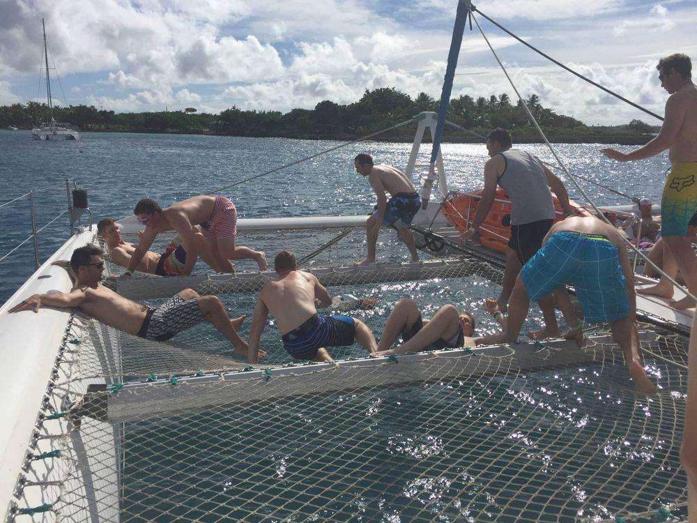 Saona Island Excursion Nov. 23, 2016 Photo: James Allan