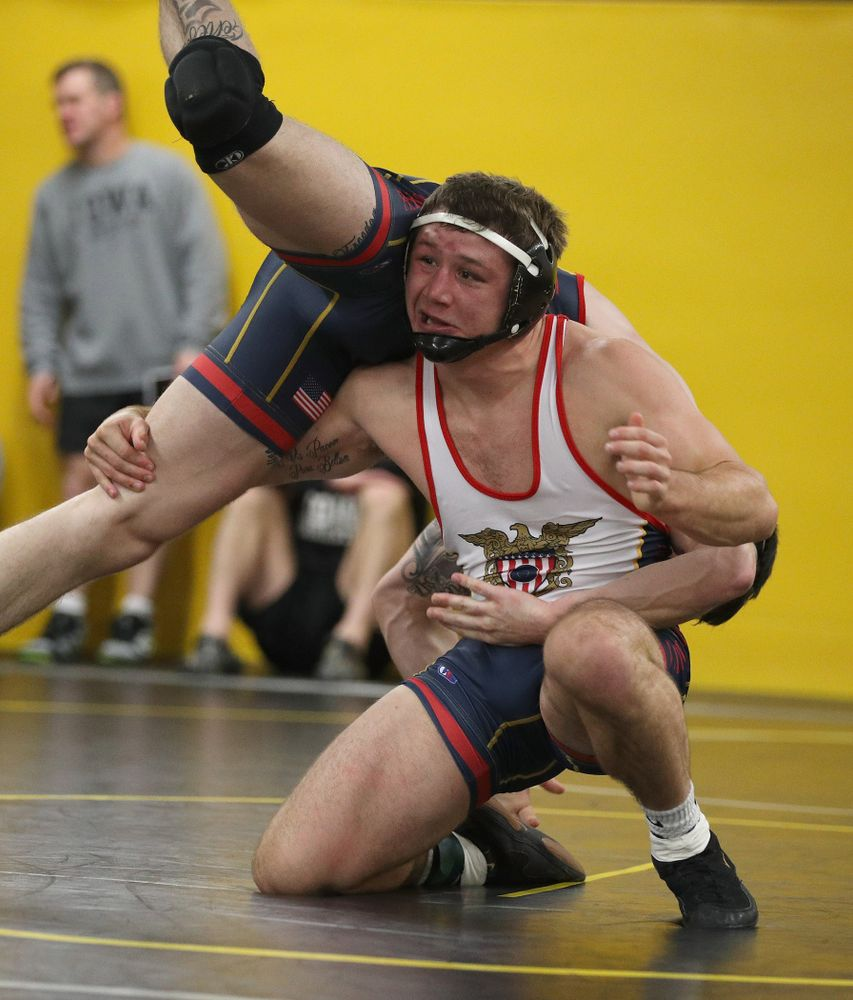 157 -- Jeren Glosser dec. Danny Murphy, 10-5