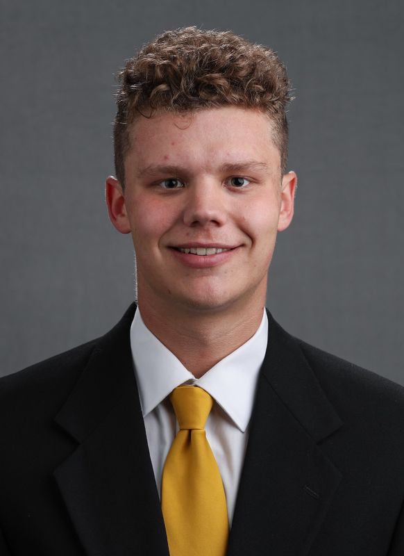 Jack Guzek - Baseball - University of Iowa Athletics