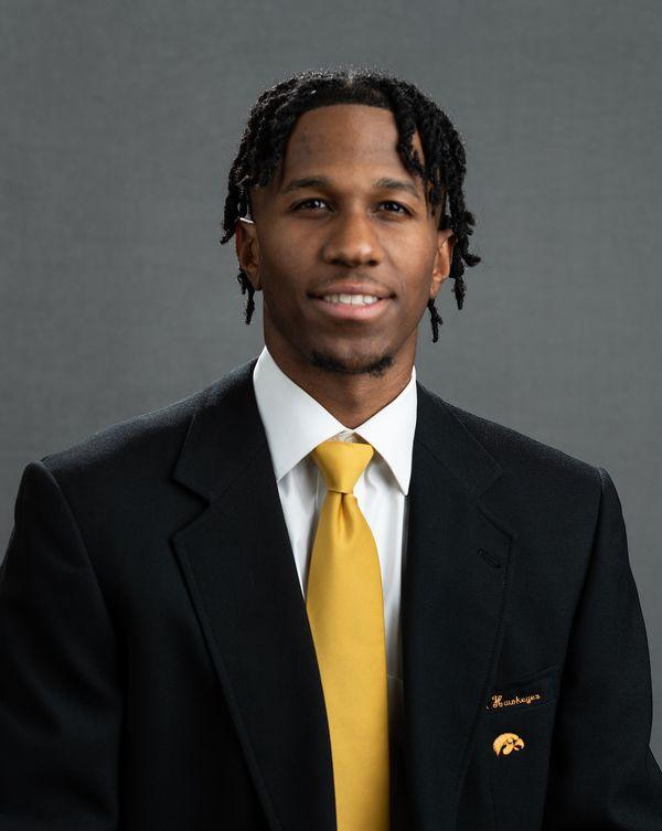 Bakari Evelyn - Men's Basketball - University of Iowa Athletics