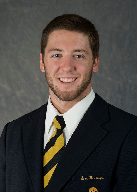 Mitchell Shanahan - Men's Swim & Dive - University of Iowa Athletics
