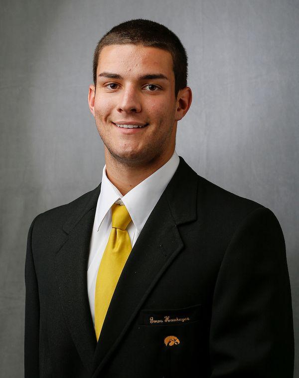 Kyle Wade - Baseball - University of Iowa Athletics