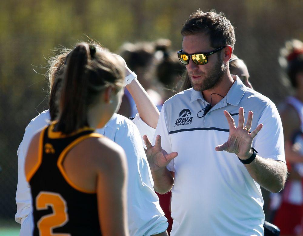 Assistant Coach Michael Boal