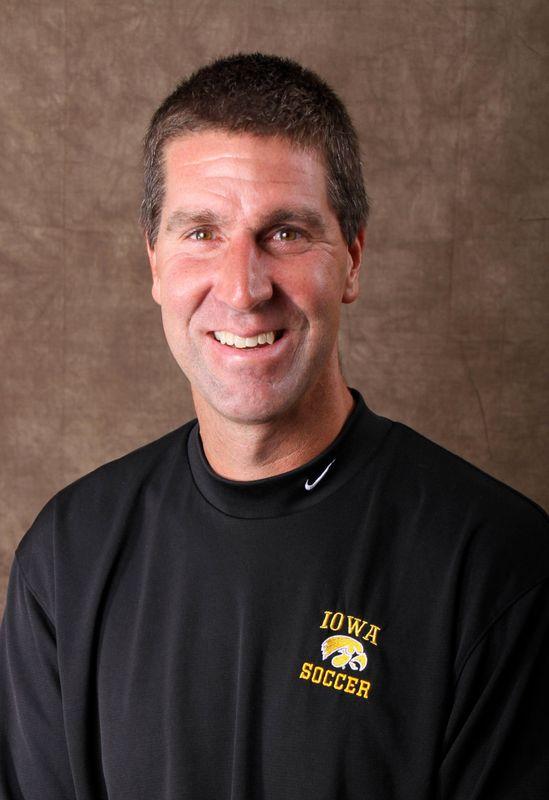 Ron Rainey - Women's Soccer - University of Iowa Athletics