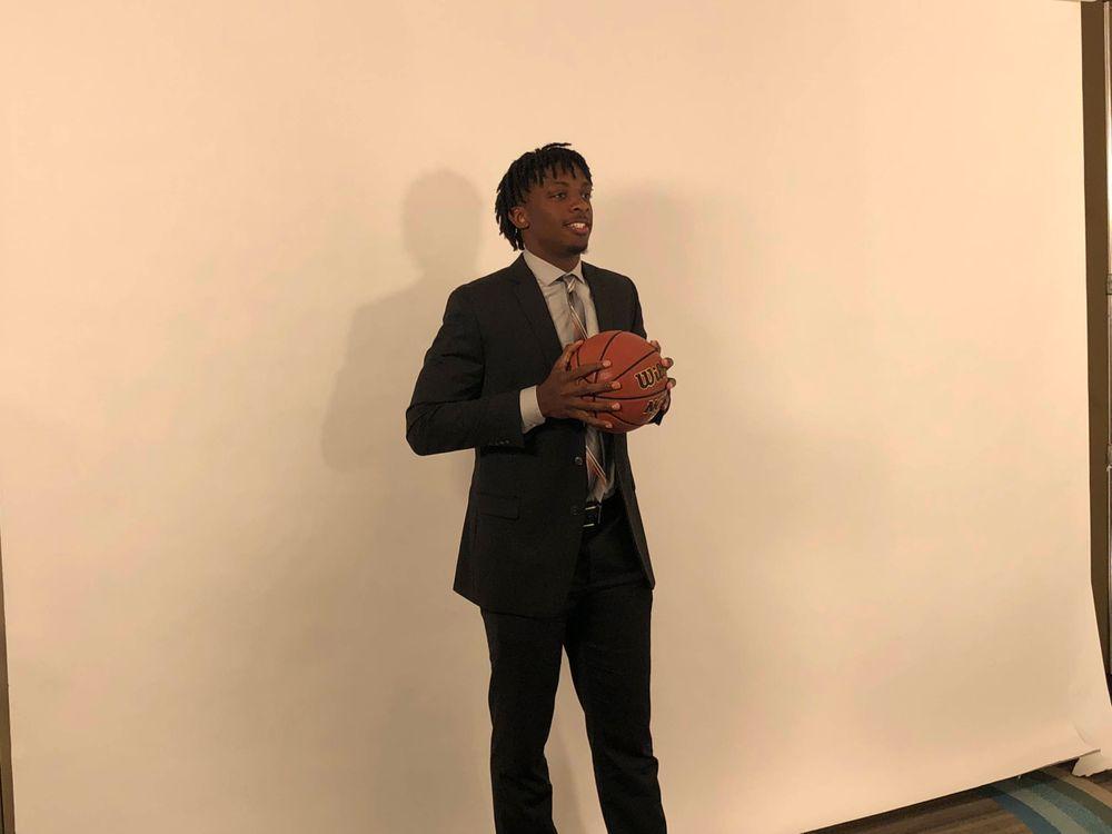 Tyler Cook Big Ten Men's Basketball Media Day