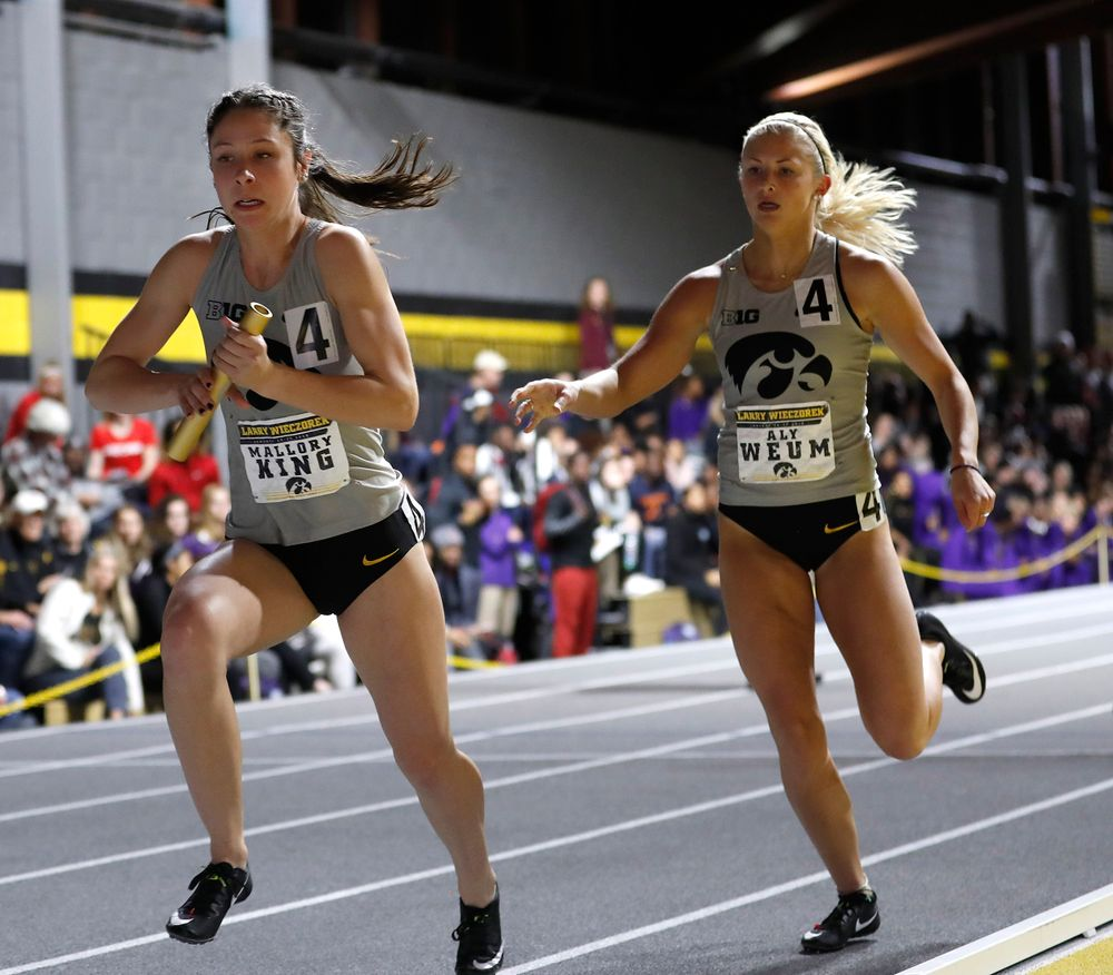 Mallory King, Aly Weum