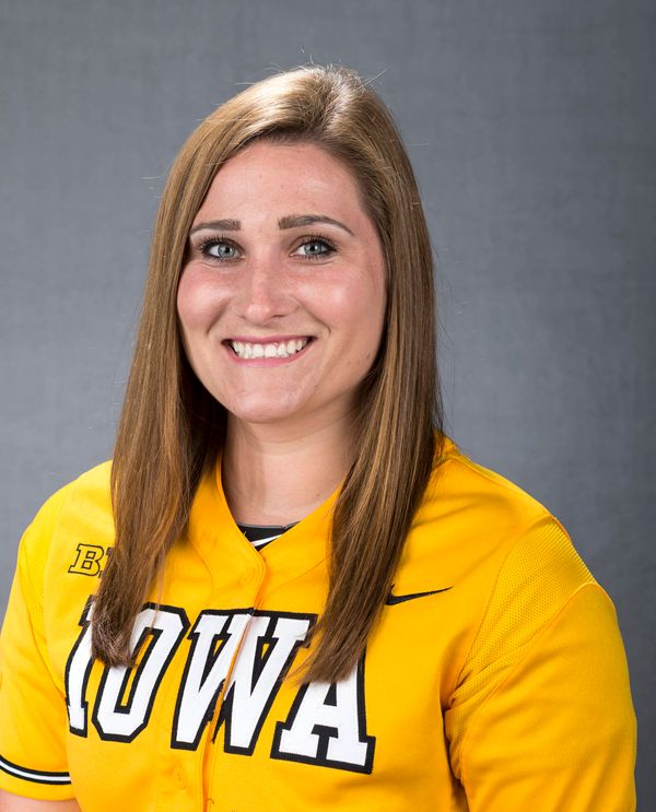 Holly Hoffman - Softball - University of Iowa Athletics