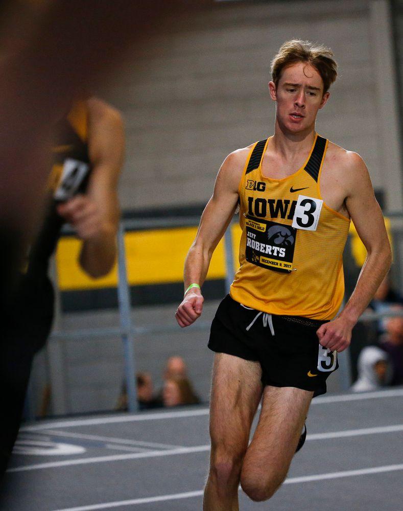 Iowa's Jeff Roberts