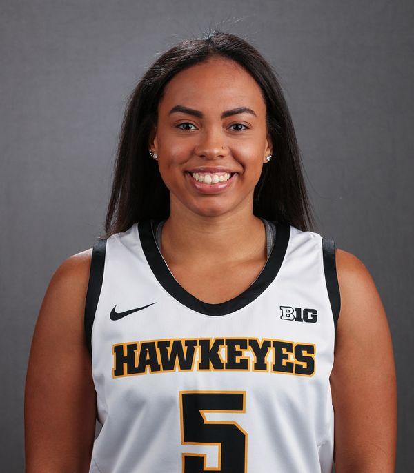 Alexis Sevillian - Women's Basketball - University of Iowa Athletics