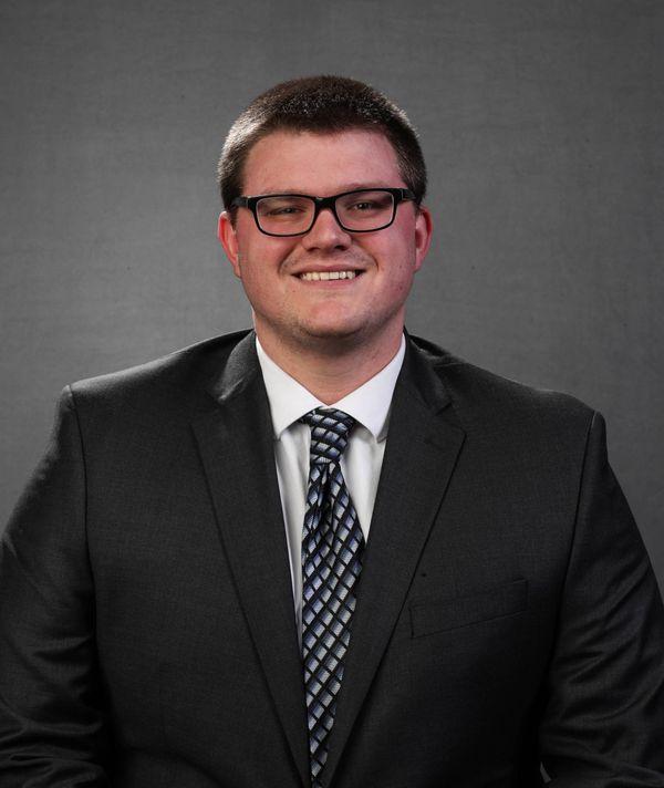 Michael Bladzik  -  - University of Iowa Athletics