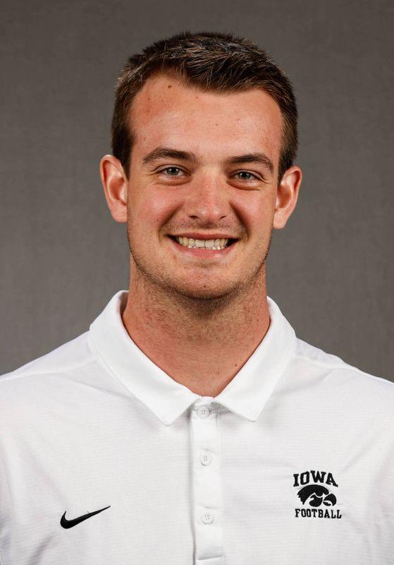 Jackson Frericks - Football - University of Iowa Athletics