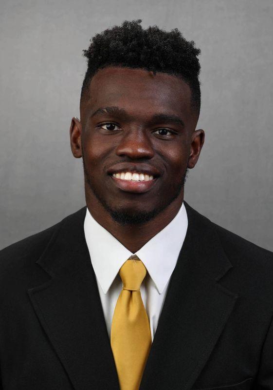 Michael Ojemudia - Football - University of Iowa Athletics