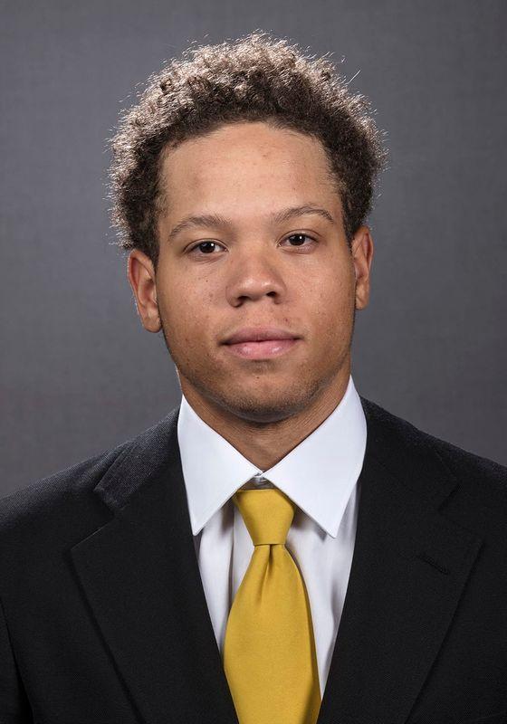 Zion Pettigrew - Baseball - University of Iowa Athletics