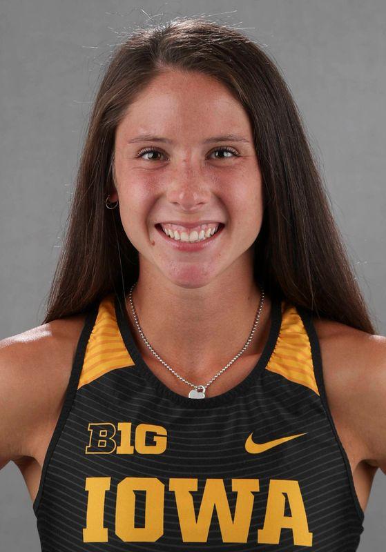 Mallory King - Women's Track & Field - University of Iowa Athletics