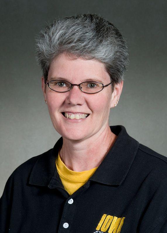 Donna Howe -  - University of Iowa Athletics