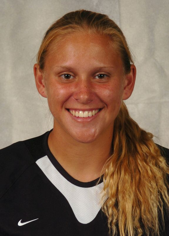 Kelsey McCarron - Women's Soccer - University of Iowa Athletics
