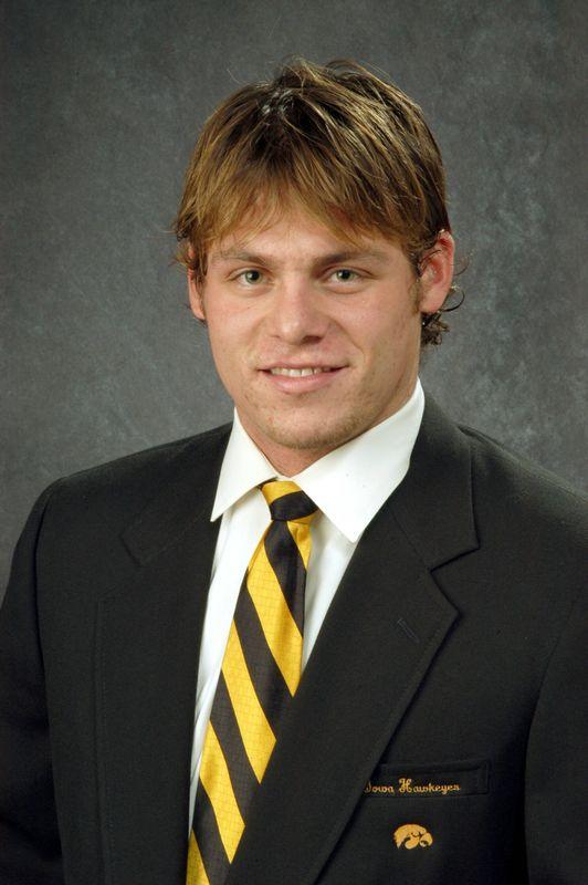 Nate Yoho - Baseball - University of Iowa Athletics