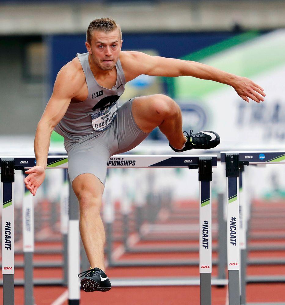 William Dougherty, Dec 110 hurdles