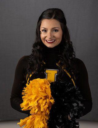 Taylor Tenaglio - Spirit - University of Iowa Athletics