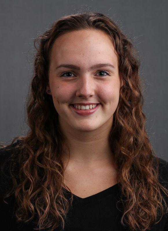 Millie Sansome - Women's Swim & Dive - University of Iowa Athletics