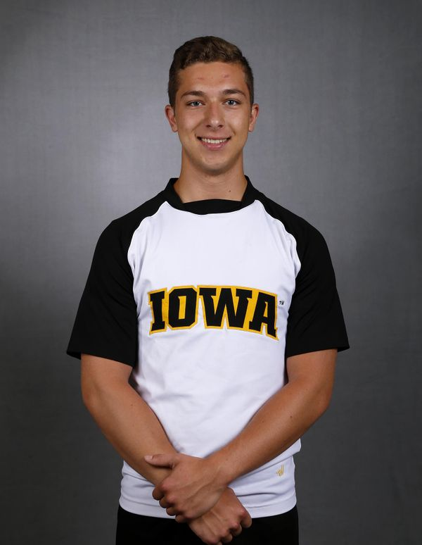Tyler Wills - Spirit - University of Iowa Athletics