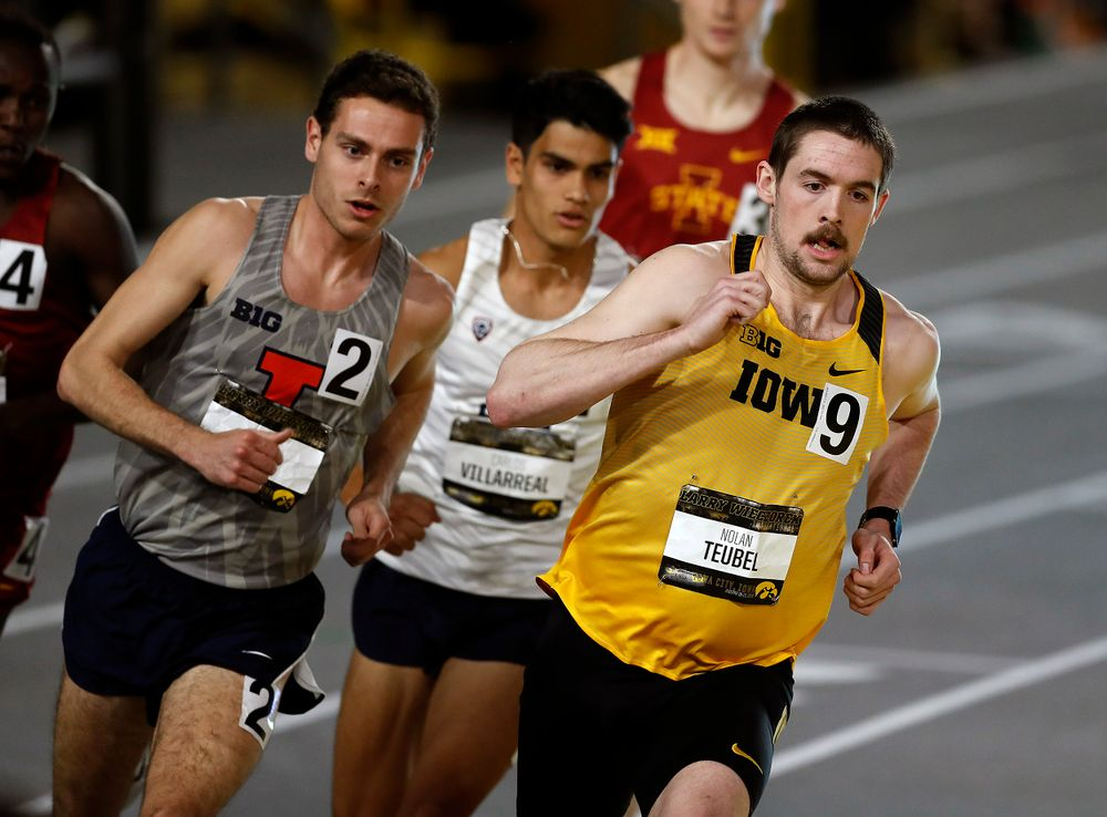 Nolan Teubel (Darren Miller/hawkeyesports.com)