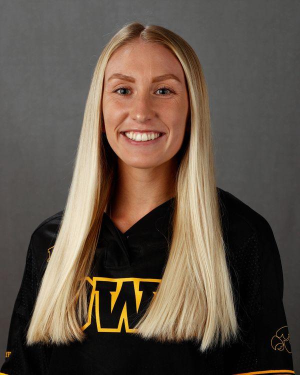 Sophia Maras - Softball - University of Iowa Athletics