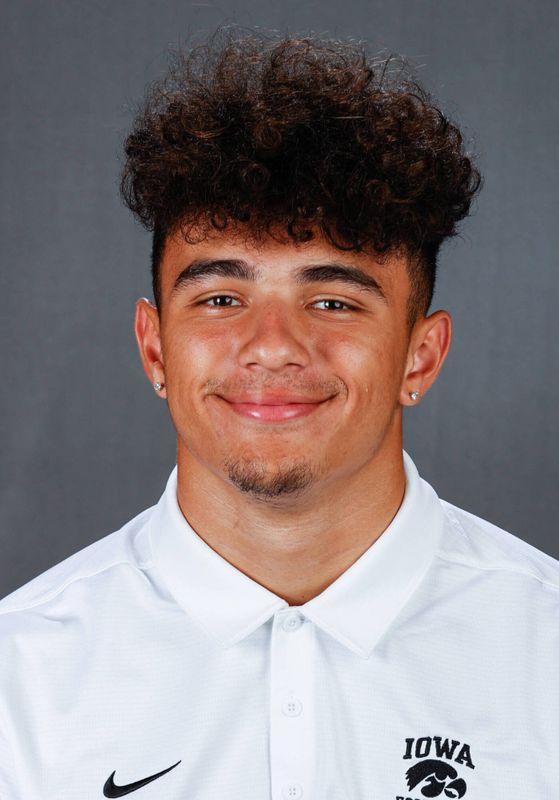 Arland Bruce IV - Football - University of Iowa Athletics