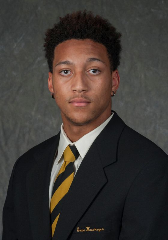O'Shea Wilson - Men's Track & Field - University of Iowa Athletics