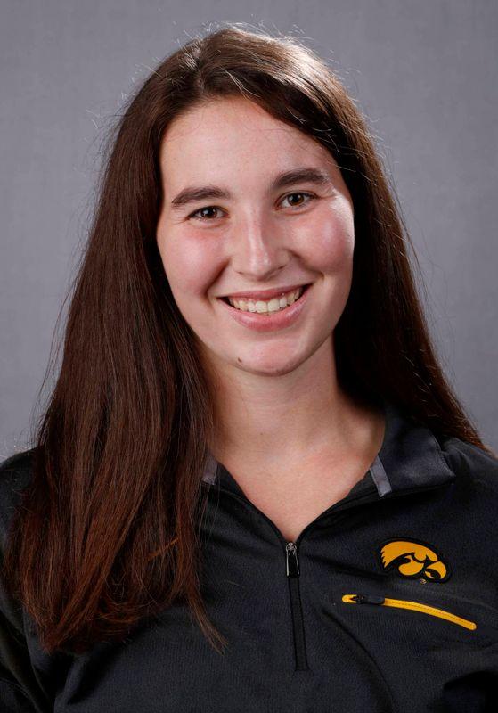 Sam McElwain - Women's Rowing - University of Iowa Athletics