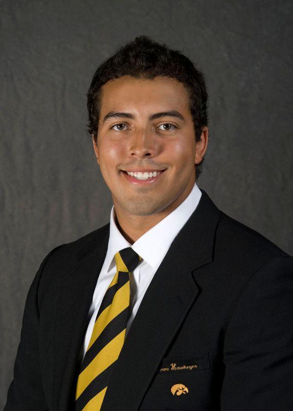 Nick Brown - Baseball - University of Iowa Athletics