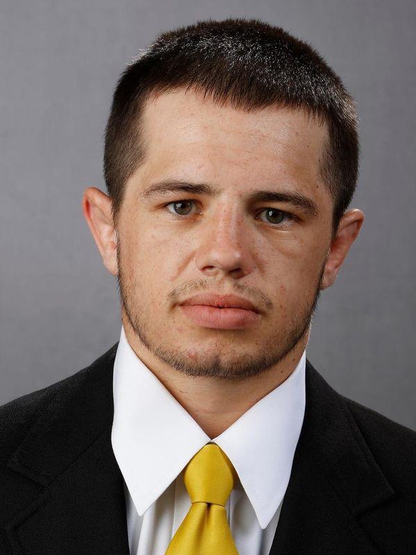 Danny  Murphy - Wrestling - University of Iowa Athletics