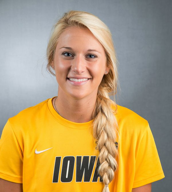 Tory Harman - Women's Soccer - University of Iowa Athletics