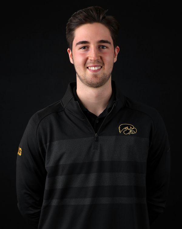 Callum Macfie - Men's Golf - University of Iowa Athletics