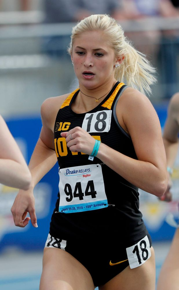Aly Weum, unseeded 800