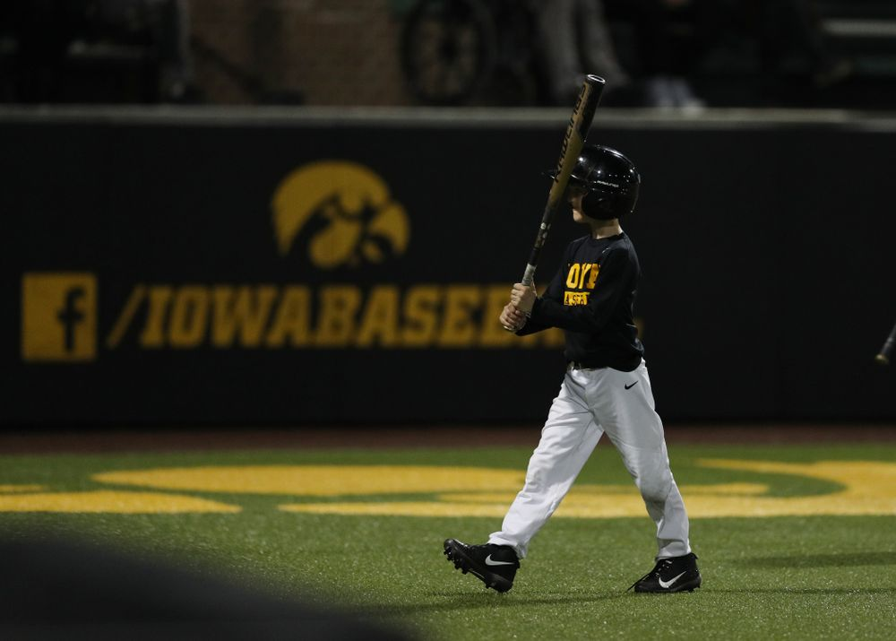 Gavin Gorzelanny against the Michigan State Spartans Friday, May 10, 2019 at Duane Banks Field. (Brian Ray/hawkeyesports.com)