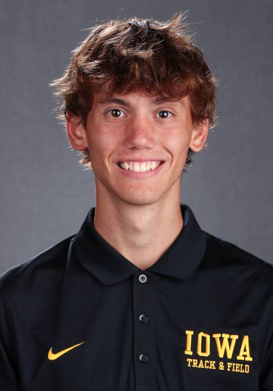 Jack  Pendergast - Men's Cross Country - University of Iowa Athletics