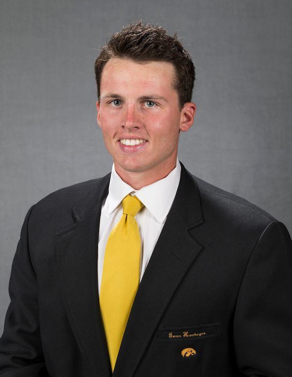 Zach Fricke - Baseball - University of Iowa Athletics