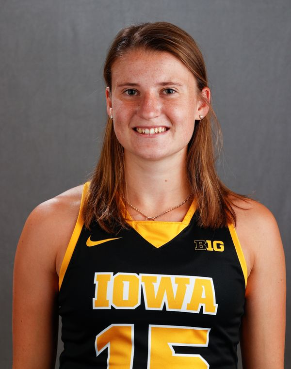 Esme Gibson - Field Hockey - University of Iowa Athletics