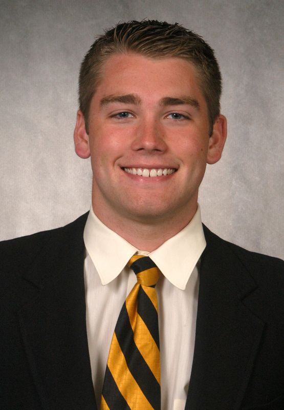Nathan Keeling - Men's Swim & Dive - University of Iowa Athletics