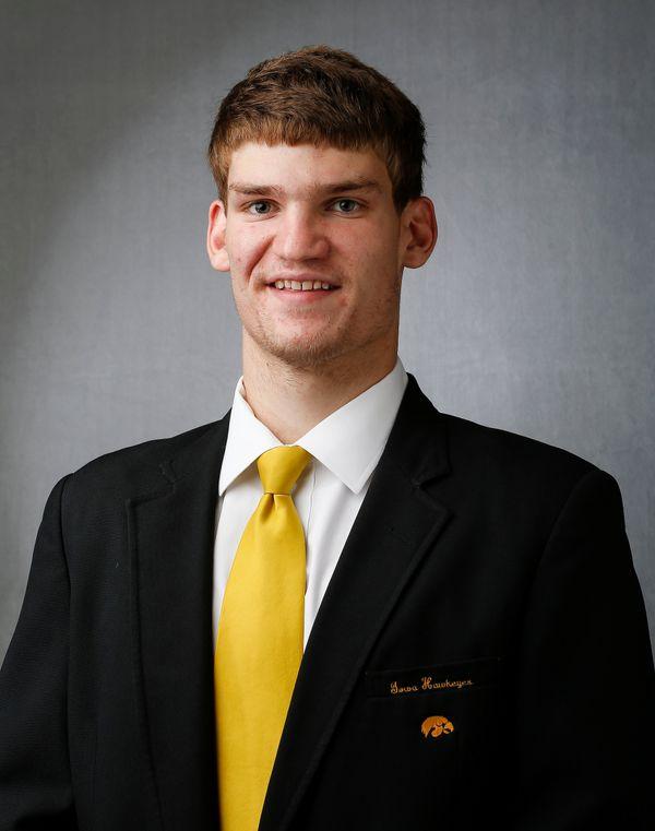 Adam Woodbury - Men's Basketball - University of Iowa Athletics