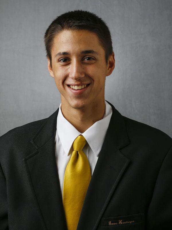 Lefteris Theodorou - Men's Tennis - University of Iowa Athletics