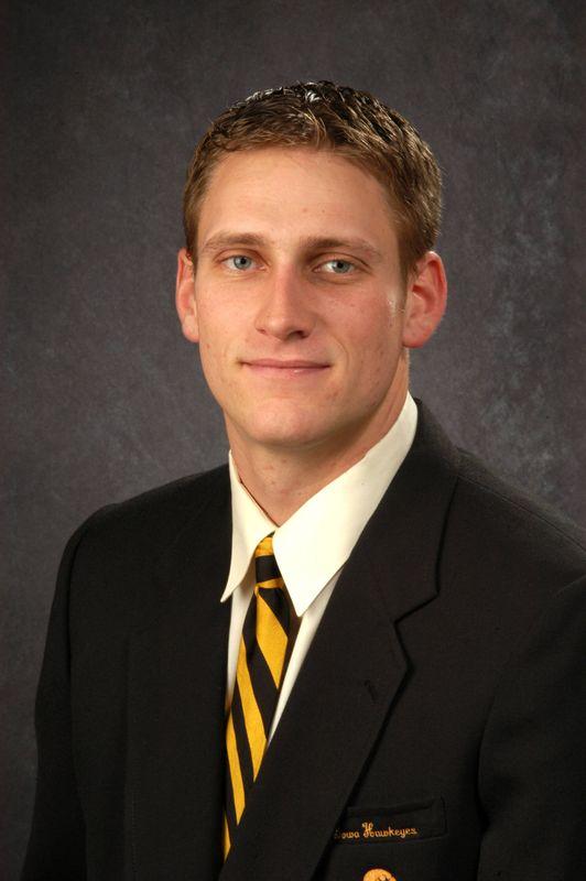 Kevin Sunderman - Baseball - University of Iowa Athletics