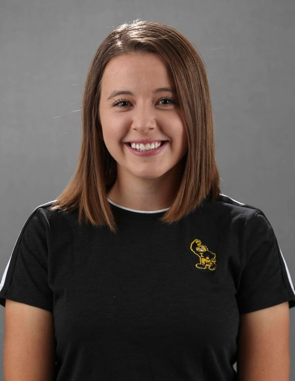Jacquelyn Galloway - Women's Golf - University of Iowa Athletics