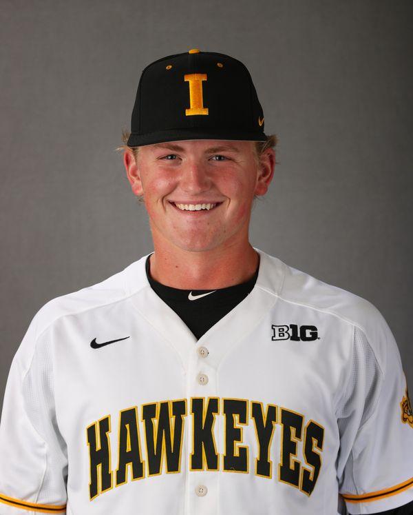 Weston  Fulk - Baseball - University of Iowa Athletics