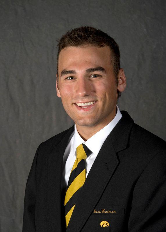 Keith Brand - Baseball - University of Iowa Athletics